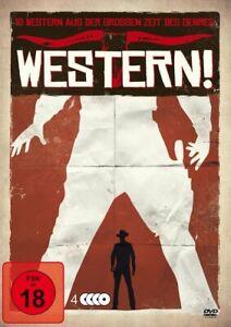 Western! [4 DVDs]    - DVD NEU