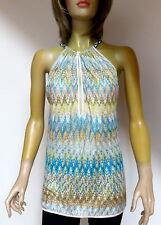 Missoni Mare Halter Neck Top Mini Dress