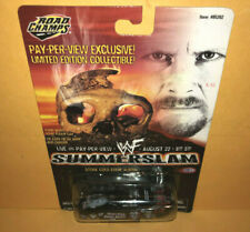 WWE wwf SUMMERSLAM 1:64 Stone Cold Steve Austin Race CAR toy NHRA Road Champs