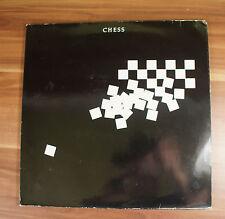 "12"" LP Vinyl 12"" DOPPEL-LP Andersson Rice Ulvaeus ABBA Chess RCA 1984 + Heft"
