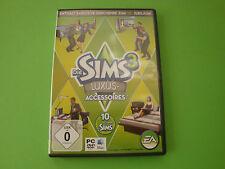 Die Sims 3: Luxus Accessoires (PC/Mac, 2010, DVD-Box)