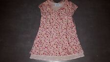 Lovely Girl Dress Summer Jacadi 2 Years 100% Cotton Very Good Condition