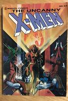 The Uncanny X-Men Trade Paperback 1st Print TPB 1984 Marvel Comics