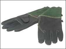 Town & Country Tgl109m Deluxe Premium Leather Gauntlet Ladies Gloves 1
