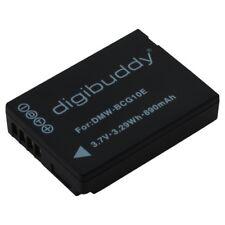 digibuddy Akku kompatibel zu Panasonic DMW-BCG10E Li-Ion zB V-Lux 20 8004022