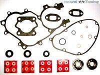 Kreidler Florett 4 Gang RMC RS Motordichtsatz Dichtung Simmerringe Motor Lager