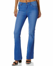 Lee Mid-Rise Flare Jeans for Women