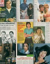 Cine Revue Don Johnson,Barbara Streisand,Sade,Robert Wagner,John Stamos,Norris