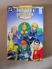 JUSTICE LEAGUE Lega della Giustizia n°4 1990 Dc Play Press  [G868]
