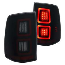 ANZO LED Taillights Smoke For 2013-2017 DODGE RAM 3500