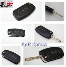 Ford Focus Mondeo Fiesta 3 BUTTON Remote Key FOB Case Shell