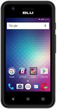 BLU Dash L3 D930 Unlocked GSM Dual-SIM Phone - Black (Certified Refurbished)