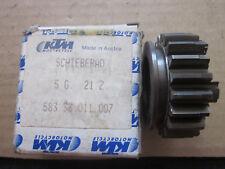 58333011007 Getriebe Schieberad 5G 21Z KTM LC4 LC 4 Motor gear Zahnrad 07 94