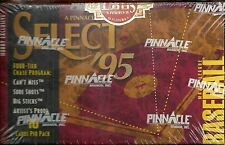 1995 Select Factory Sealed  Baseball  Hobby Box