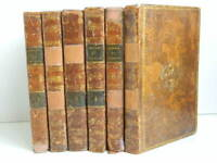 Oeuvres Misurata Di Fenelon Istruzioni M Villemain Emler Fratelli 6/6 Cplt 1829