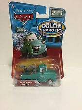 DPC Night Scene 1:55 Disney Cars Color Changers Brand New Mater