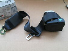 NEW GENUINE AUDI A2 LEFT REAR SEAT BELT BLACK 8Z0857805DV04