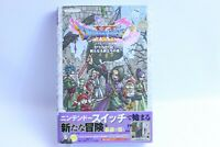 Nintendo Switch DRAGON QUEST XI 11 Strategy Complete Guide Book JAPAN