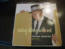 Frank Sinatra; Swing Along With Me  on LP