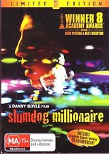 Slumdog Millionaire Limited Edition DVD + CD soundtrack in slipcase