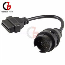 For Mercedes Benz 38 Pin to OBDⅡOBD2 16 Pin Diagnostic Adapter Connector Cable