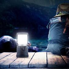 LED CAMPING LAMPE OUTDOOR LATERNE ZELTLAMPE SCHWARZ LEUCHTE CAMPINGLATERNE CREE