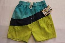 NEW Boys Bathing Suit Swim Trunks Size 4 Shorts Swimming Suit Lined Pool Beach