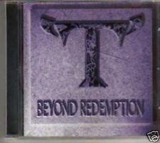 (226I) T, Beyond Redemption - 2003 DJ CD