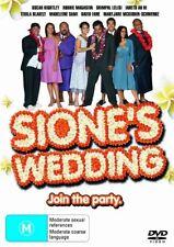 Sione's Wedding GENUINE REGION 4 DVD RARE NEW ZEALAND COMEDY