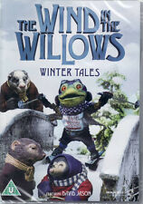 The Wind in the Willows: Winter Tales - DVD - Brand New & Sealed
