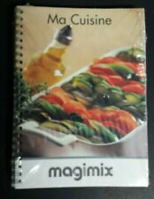 New - Magimix Ma Cuisine Cookbook Recipe How to Book - Free Shipping!