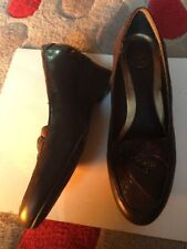Wedge Standard (D) Width Multi-Coloured Heels for Women