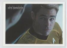 2014 Star Trek: Into Darkness 32 Kirk: Tensions between the Federation… Card 0a1