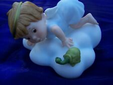"""Vintage Almost Angels 1986 """"Seek And You Will Find"""" Figurine Franklin Mint"""