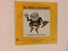 Rumpelstiltskin rare vinyl record - Deborah Hautzig - Random House 33 rpm 1979