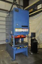 175 Ton Cincinnati Hydraulic Press 10 Stroke 22 Daylight 50 X 30 Bed 34 X 2