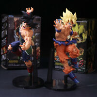 22CM Dragon Ball Z Dragonball Z Super Saiyan Son Goku Bardock Action Figure