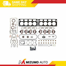 Full Gasket Set Fit 01-03 Cadillac Gmc Chevrolet Hummer 6.0L Ohv N, U