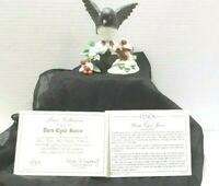 LENOX Garden Bird Collection DARK-EYED JUNCO Porcelain Figurine with COA & Desc.