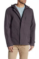 Mens CIVIL SOCIETY Herman Hooded Jacket Size M Original Price $129