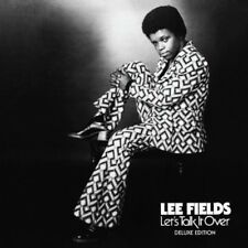 Lee Fields, The Expressions - Let's Talk It Over [New CD] Deluxe Edition, Jewel