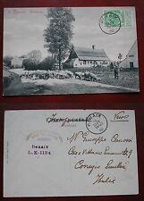 CARTOLINA CARTE POSTALE RENAIX RONSE - BELGIQUE - ENVIRONS - 1920
