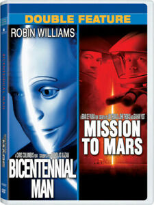 Bicentennial Man / Mission to Mars [New DVD] 2 Pack