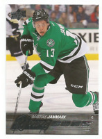 2015-16 UD Young Guns #244 Mattias Janmark RC Rookie Dallas Stars