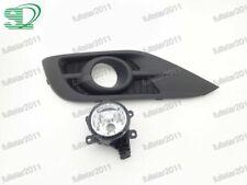 Left Fog Light Lamp w/ Cover Set For Honda CRV 2012-2014