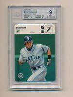 2005 Leaf Sportscasters /25 White #19 Ichiro Suzuki BGS 9