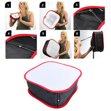 Flash Diffuser LED Light Softbox Photography Light Cloth Cover Honeycomb Lamp