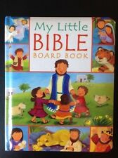 My Little Bible Board Book 2007 by Christina Goodings