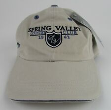 AHEAD - Spring Valley Country Club - Embroidered Adjustable Classic Cut Hat