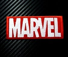 Embroidered Patch Iron Sew Logo marvel comics movie super hero cartoon toy